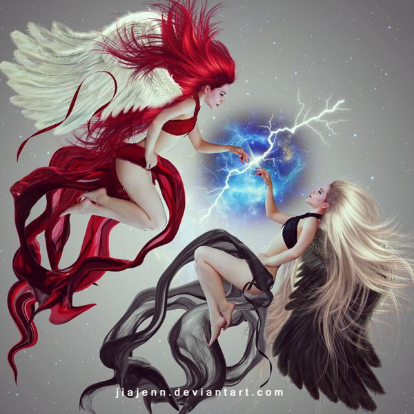 Empathy dual by jiajenn