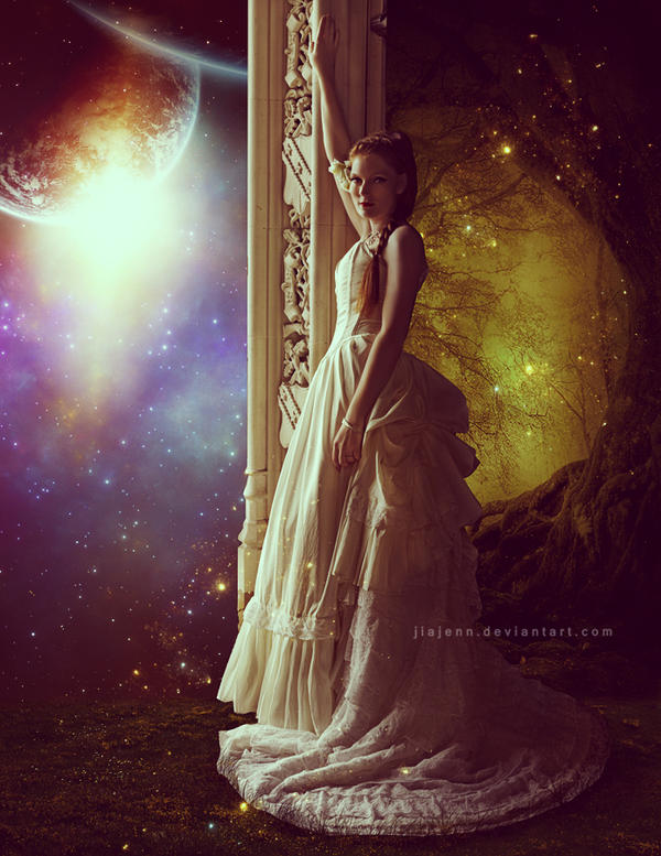 Two worlds sm by jiajenn