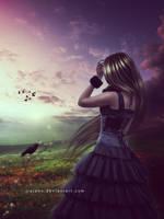 through the distance by jiajenn