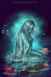 Lake 's girl by jiajenn