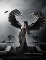 Angel toy by jiajenn