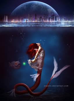 Mermaid undercity