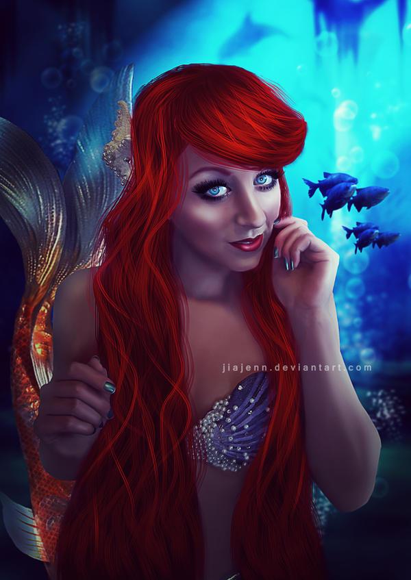 Ariel III by jiajenn