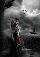 The Violin2 by jiajenn