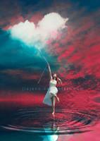Flying heart by jiajenn