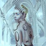 Silver Cyborg 5