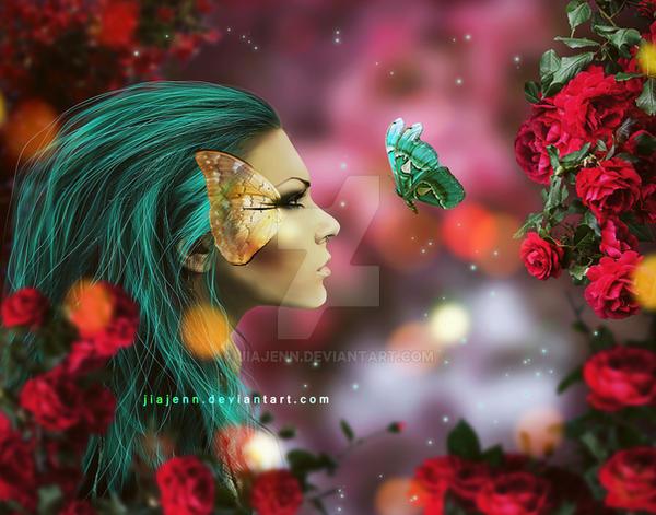 The Garden by jiajenn