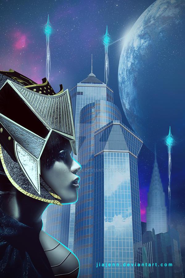 The future by jiajenn