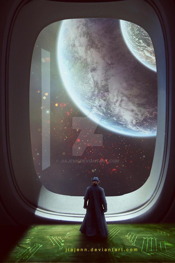 The Window by jiajenn