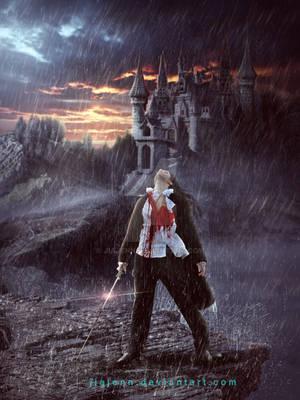 Contest Vampire Castle by jiajenn