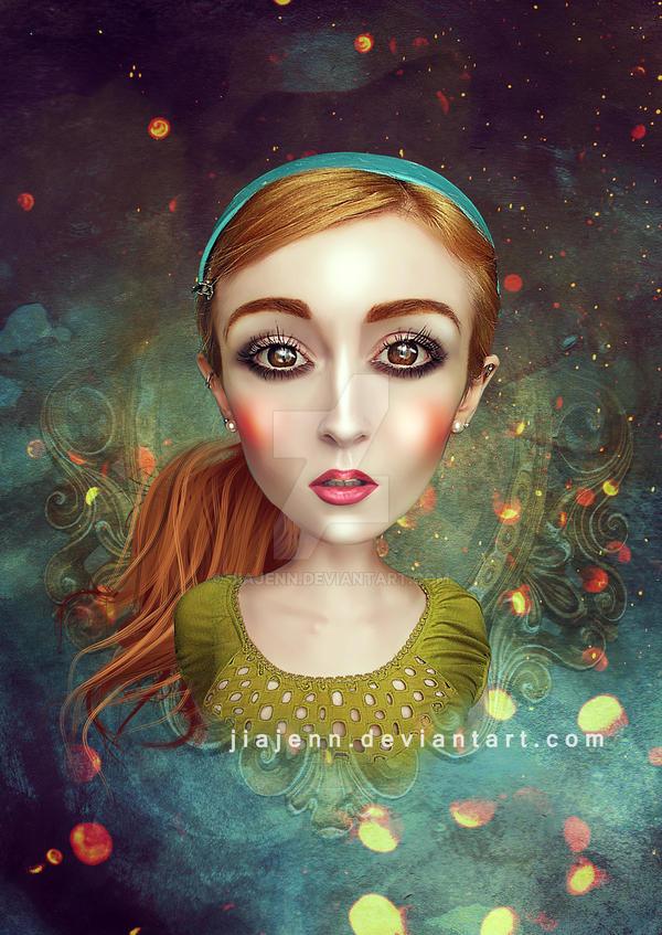 Nikxstock Doll face by jiajenn