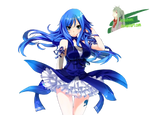 Fairy Tail - Juvia Render