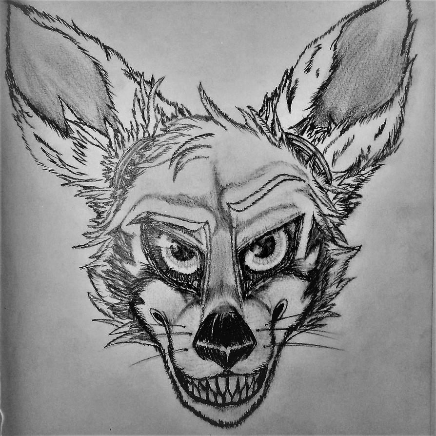 Cosmo-X: Pyrocynical (Sketch) by WolfXBlade
