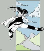 ninja by little-leo