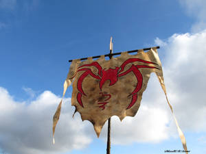 Morgul Vale Orc's Banner 4 by LePtitSuisse1912