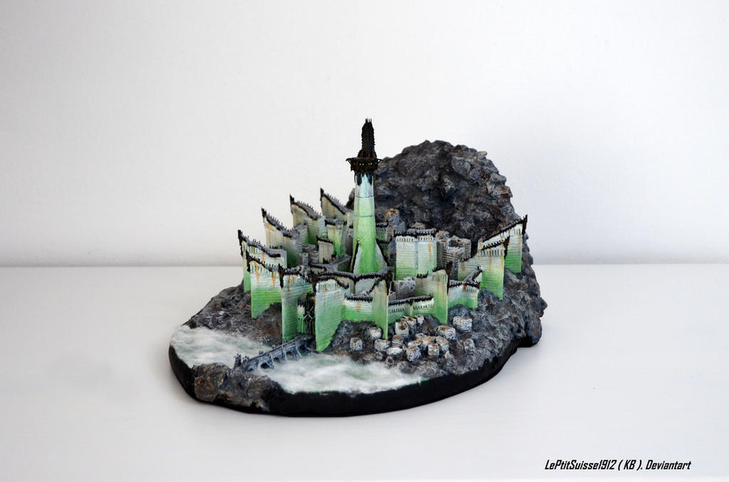 Minas Morgul The Dead City 3 by LePtitSuisse1912