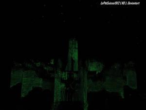 Minas Morgul The Dead City, Phosphorescent, front by LePtitSuisse1912