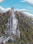 Cirith Ungol in Begining of the Third Age.