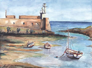 Port a Maree Basse