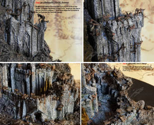 Cirith ungol details by LePtitSuisse1912