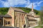 L'Abbatiale de Romainmotier, 1000 ans d'histoire