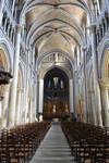 La Nef de la Cathedrale de Lausanne