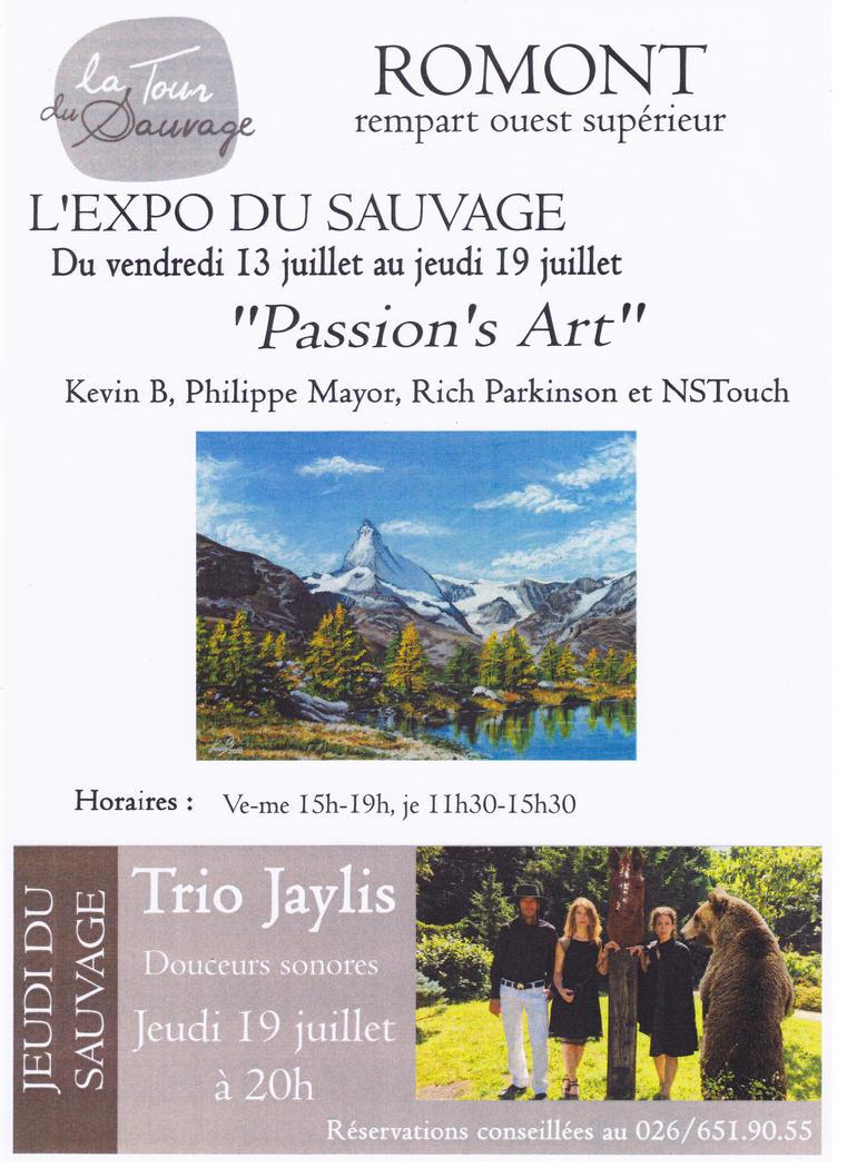Expo du Sauvage Romont du 13 au 19 Juillet by LePtitSuisse1912