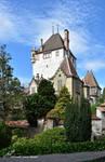 Chateau d'Oberhofen Depuis le Parc