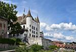 Chateau de Nyon / Schloss von Nyon