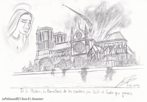 Hommage a Notre-Dame / Tribute to Notre-Dame