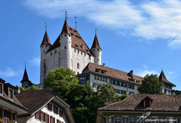Chateau de Thoune / Schloss Thun