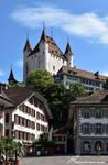 Le Chateau de Thoune / Castle of Thun by LePtitSuisse1912