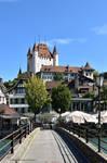 Ville de Thoune / Stadt Thun by LePtitSuisse1912