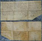 Document de Notaire du 25 mars 1720 by LePtitSuisse1912