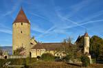 Chateau de Chenaux
