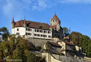 Chateau de Lucens