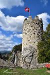 La Donjon de Neu Falkenstein by LePtitSuisse1912
