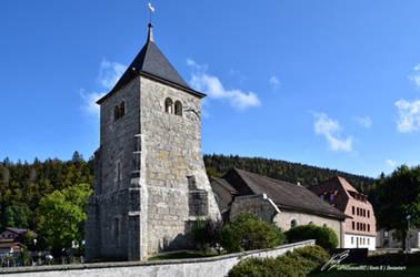L'Eglise de l'Abbaye 2
