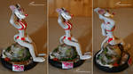 Figurine de Tea Stilton en Maillot de Bain by LePtitSuisse1912