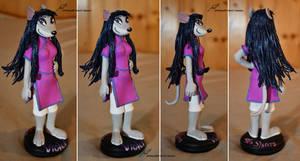 Nouvelle Figurine de Violet