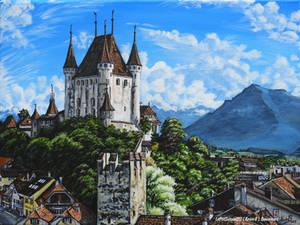 Schloss Thun sur la Toile