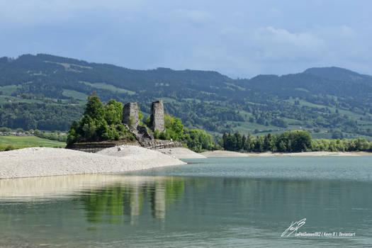 Les Ruines de l'Ile d'Ogoz