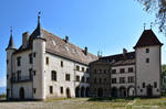 Chateau d'Allaman by LePtitSuisse1912