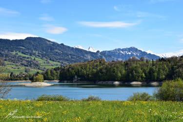 Lac de Gruyere 2021 by LePtitSuisse1912