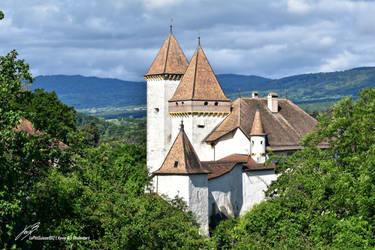 Chateau de la Sarraz