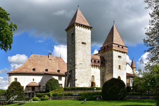 Le Chateau de La Sarraz