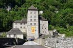 Chateau de Saint-maurice by LePtitSuisse1912