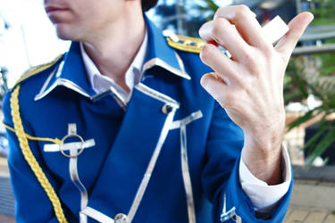 Colonel Roy Mustang by callianis