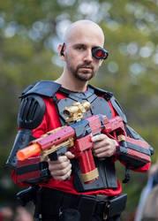 Deadshot Cosplay