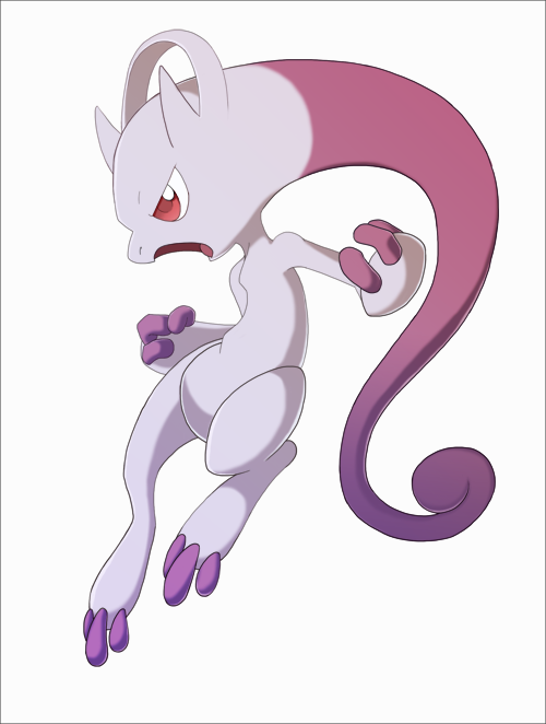 besides pokemon y mewtwo - photo #41